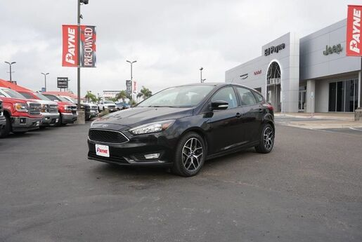 2017 Ford Focus SEL Mission TX
