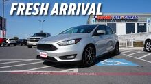 2017_Ford_Focus_SEL_ Mission TX