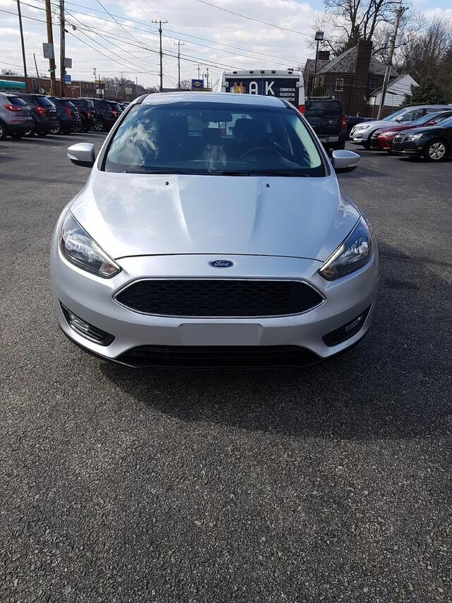 2017 Ford Focus SEL North Versailles PA