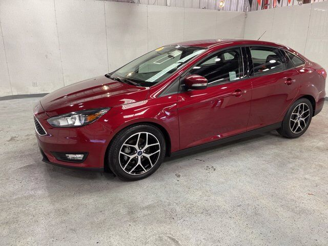 2017 Ford Focus SEL Oroville CA