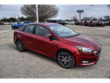 2017_Ford_Focus_SEL_ Pampa TX