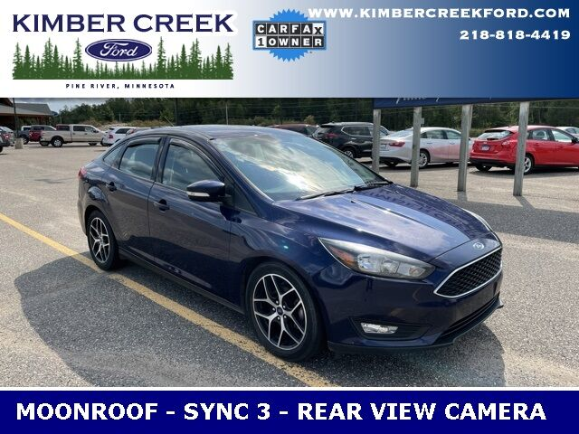 2017 Ford Focus SEL Pine River MN