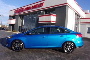 2017_Ford_Focus_SEL_ Richmond KY