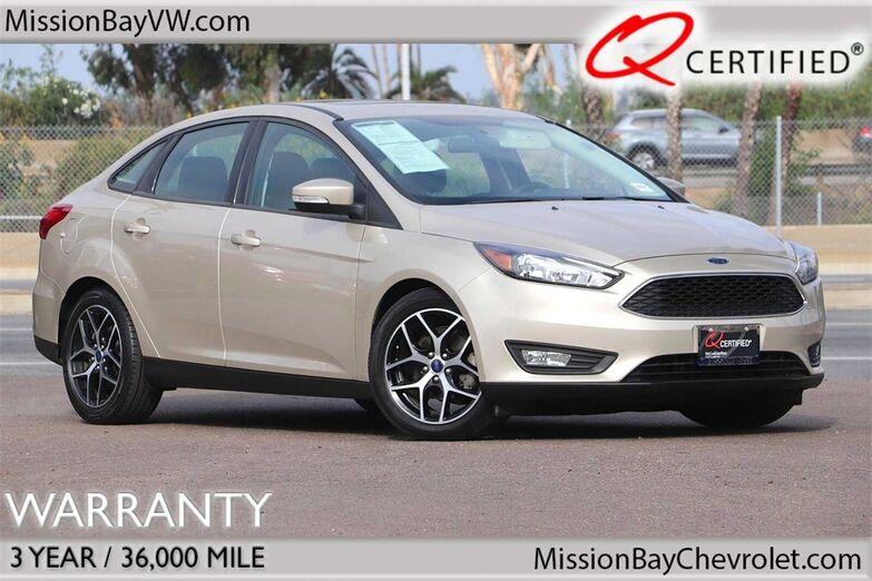 2017 Ford Focus SEL San Diego CA