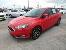 2017_Ford_Focus_SEL Sedan_ Houston TX