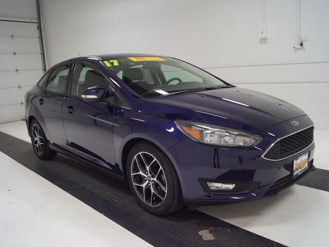 2017 Ford Focus SEL Sedan Topeka KS