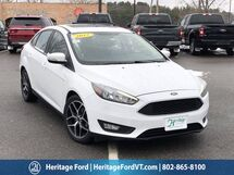 2017 Ford Focus SEL South Burlington VT