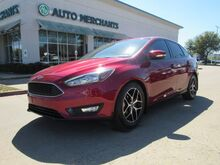 2017_Ford_Focus_SEL ,Sun/Moonroof, Navigation,  Back-Up Camera Bluetooth Connection, Warranty_ Plano TX