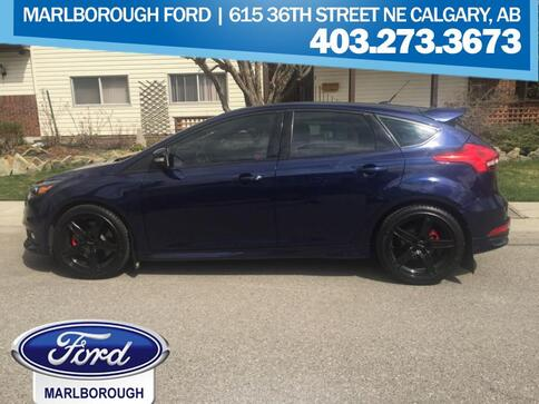 2017_Ford_Focus_ST  - Certified - Low Mileage_ Calgary AB