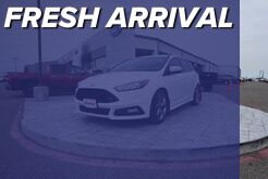 2017_Ford_Focus_ST_ Mission TX