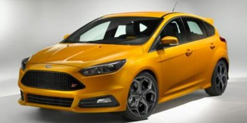 2017_Ford_Focus_ST_ Redwater AB