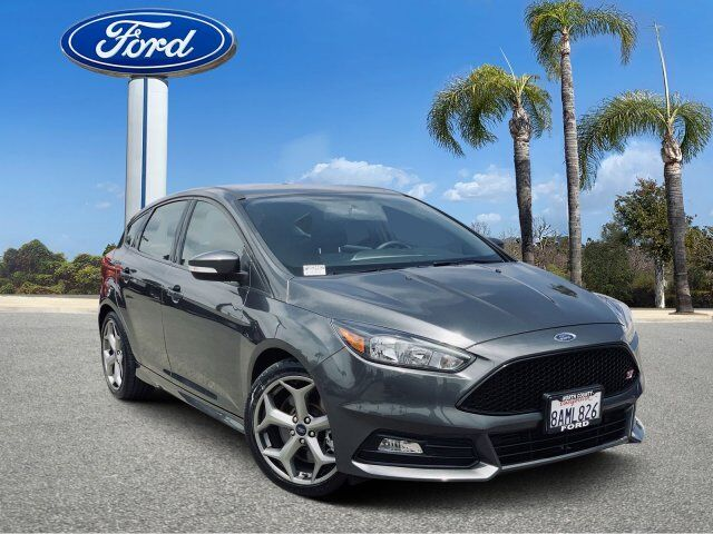 2017_Ford_Focus_ST_ Vista CA