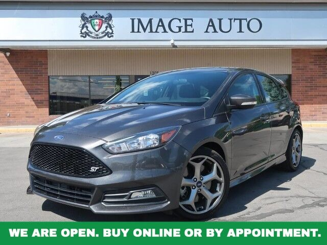 2017 Ford Focus ST West Jordan UT