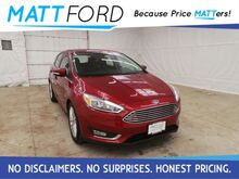 2017_Ford_Focus_Titanium_ Kansas City MO