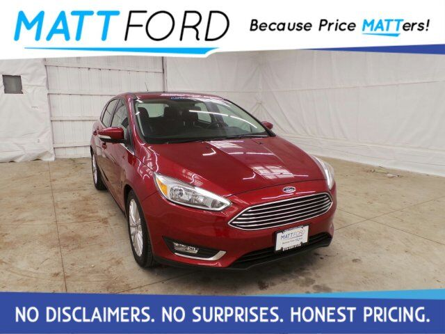 2017 Ford Focus Titanium Kansas City MO