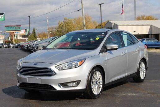 2017 Ford Focus Titanium Fort Wayne Auburn and Kendallville IN