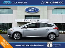 2017_Ford_Focus_Titanium_ Norwood MA