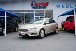 2017_Ford_Focus_Titanium_ Rio Grande City TX