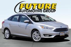 2017_Ford_Focus_Titanium_ Roseville CA