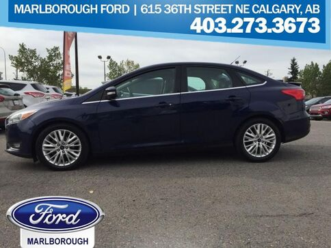 2017_Ford_Focus_Titanium Sedan_ Calgary AB