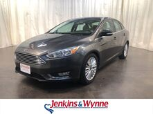 2017_Ford_Focus_Titanium Sedan_ Clarksville TN