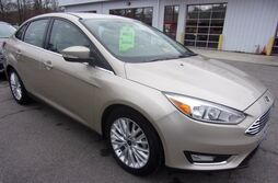 Ford Focus Titanium Suffolk VA
