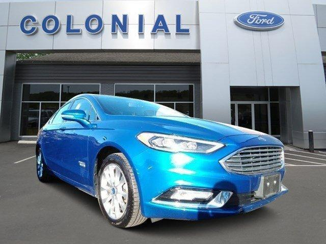 2017 Ford Fusion Energi SE FWD Marlborough MA