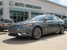2017_Ford_Fusion Energi_SE LEATHER, NAVIGATION, BACKUP CAMERA, HTD FRONT STS, UNDER FACTORY WARRANTY_ Plano TX