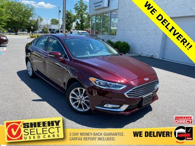 2017 Ford Fusion Energi SE Luxury Glen Burnie MD