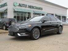 2017_Ford_Fusion Energi_Titanium 2.0L 4CYL HYBRID, AUTOMATIC, SUNROOF, NAVIGATION, LEATHER SEATS, BACKUP CAMERA, SUNROOF_ Plano TX