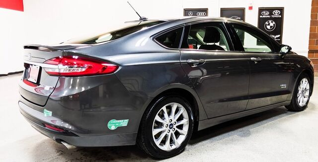 2017 Ford Fusion Energi Titanium Greenwood Village CO