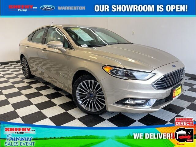 2017 Ford Fusion Energi Titanium Warrenton VA