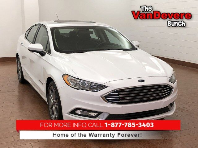 2017 Ford Fusion Hybrid SE Akron OH