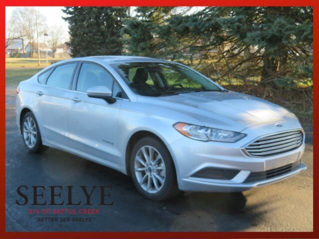 2017 Ford Fusion Hybrid SE Battle Creek MI