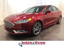 2017_Ford_Fusion_Hybrid SE FWD_ Clarksville TN