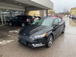 2017_Ford_Fusion_Hybrid SE FWD_ Cleveland OH