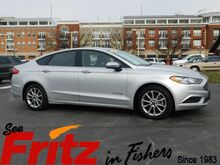2017_Ford_Fusion_Hybrid SE_ Fishers IN