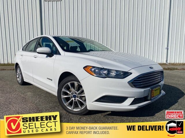 2017 Ford Fusion Hybrid SE Richmond VA