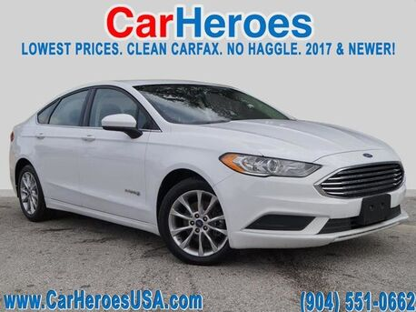 2017_Ford_Fusion_Hybrid SE_ Jacksonville FL