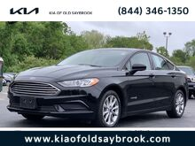 2017_Ford_Fusion_Hybrid SE_ Old Saybrook CT