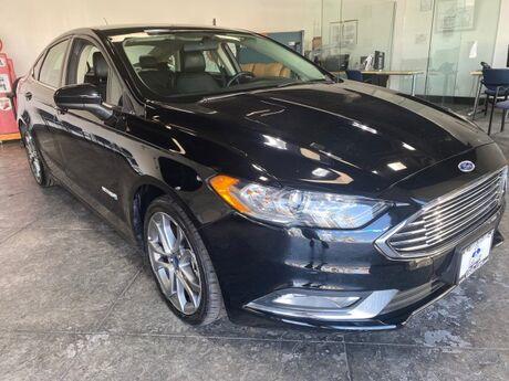 2017 Ford Fusion Hybrid SE San Jose CA