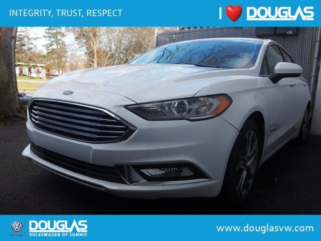 2017 Ford Fusion Hybrid SE Summit NJ