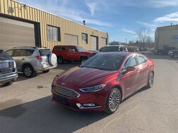 2017_Ford_Fusion_Hybrid Titanium FWD_ Cleveland OH