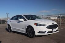 2017 Ford Fusion Hybrid Titanium Grand Junction CO