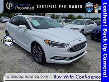 2017_Ford_Fusion Hybrid_Titanium_ Orlando FL