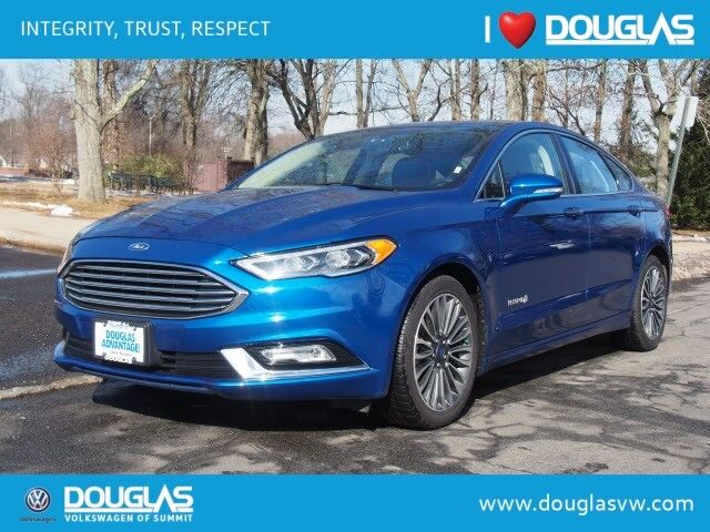 2017 Ford Fusion Hybrid Titanium Summit NJ