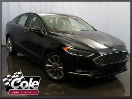 2017_Ford_Fusion_Platinum AWD_ Coldwater MI