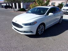 2017_Ford_Fusion_Platinum_ Apache Junction AZ