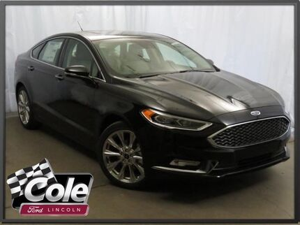 2017_Ford_Fusion_Platinum FWD_ Coldwater MI