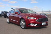 2017 Ford Fusion Platinum Grand Junction CO